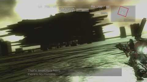 Armored Core 4 Sea of Blood