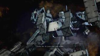 Armored Core V Order Mission 79