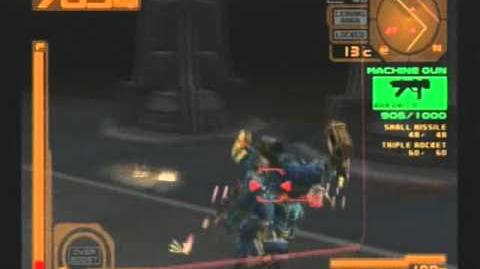 Let's Play Armored Core 2 - VIP Escort