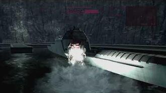 Armored Core For Answer Attack on Naval Port of Mimir