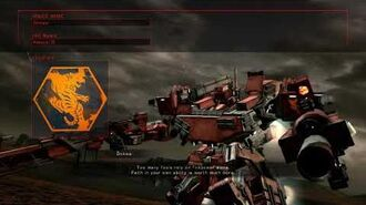 Armored Core Verdict Day Mission 03-1