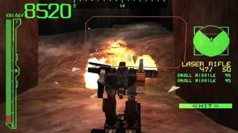 Armored Core Exterminate Organisms-0