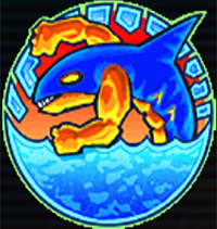 Cobalt Blue - Emblem