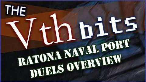 Vth Bits Ratona Naval Port Duel Overview - Armored Core Verdict Day