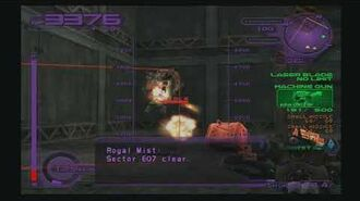 Armored Core 3 Assault Crest Facility