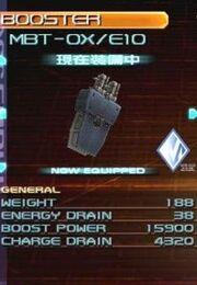 MWX-OX-E10