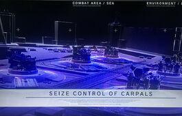 Seize Control of Carpals