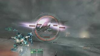 "Armored Core Verdict Day Mission 07 ""Gravity"""