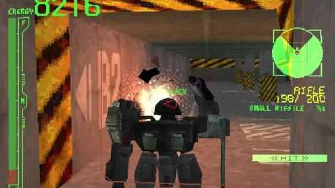 Armored Core Terrorist Pursuit