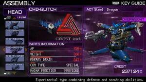 CHD-GLITCH