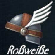 Nexus Rossweisse emblem