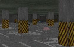 Isaac City Parking Garage