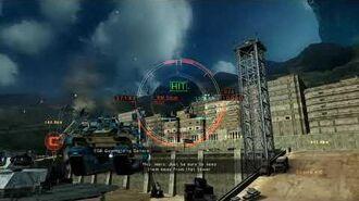 "Armored Core Verdict Day Mission 02 ""Trickster"""