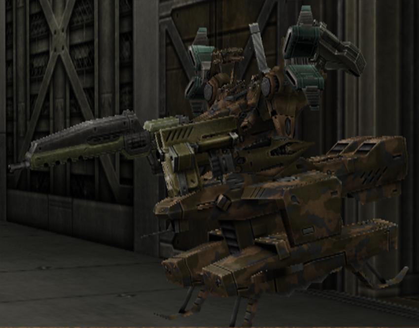 Struggle Armored Core Wiki Fandom Powered By Wikia