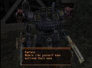 Investigate Magna Ruins - Fanfare