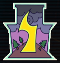 Thunder House - Emblem