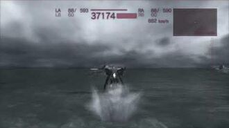 Armored Core For Answer Defeat the 8th Fleet