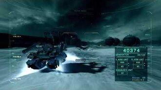 Armored Core Verdict Day Mission 02-3