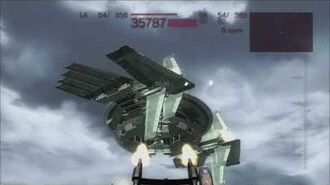 Armored Core For Answer Defend Megalis