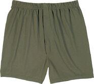 Rick Jones' Pale Green Boxer Shorts