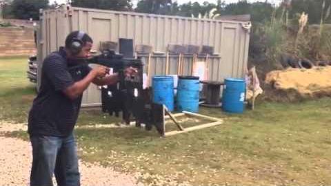 Heckler & Koch UMP Shooting