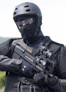 ÖSoldat mit FN P90