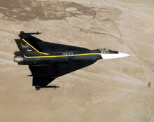 F-16XL (NASA)