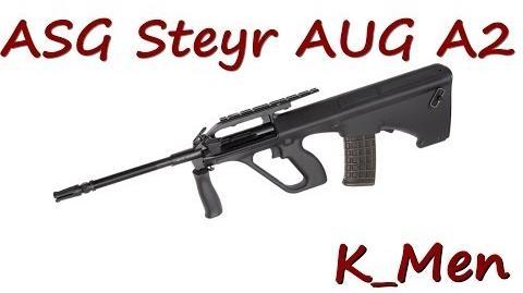 ASG Steyr AUG A2 - Review HD Deutsch