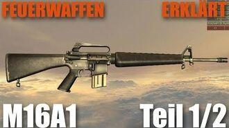 Wie funktioniert die M16A1