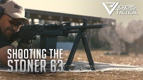 Shooting the Stoner 63