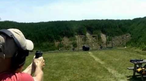 FN Five-Seven shooting