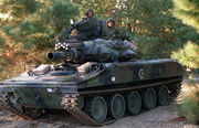 M551 Sheridan, Joint Readiness Training Center