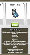 Stats Mobile Tesla