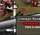 Crimson Rocketeer