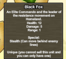 Black Fox (Unit)
