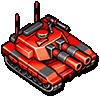 Icon objective destroy battle tank