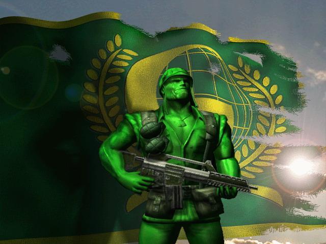 Sarge Hawk Army Men Wiki Fandom Powered By Wikia