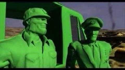Army Men Green Rogue (Ending)