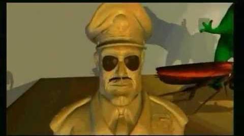Army Men II - Game Trailer (1999)