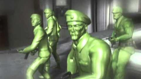 Army Men Sarge's War (FMV)
