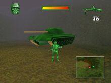 Arm Men Tank