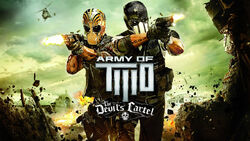 Army of Two Devil's Cartel Splash