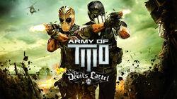 Army of Two Devil's Cartel Splash