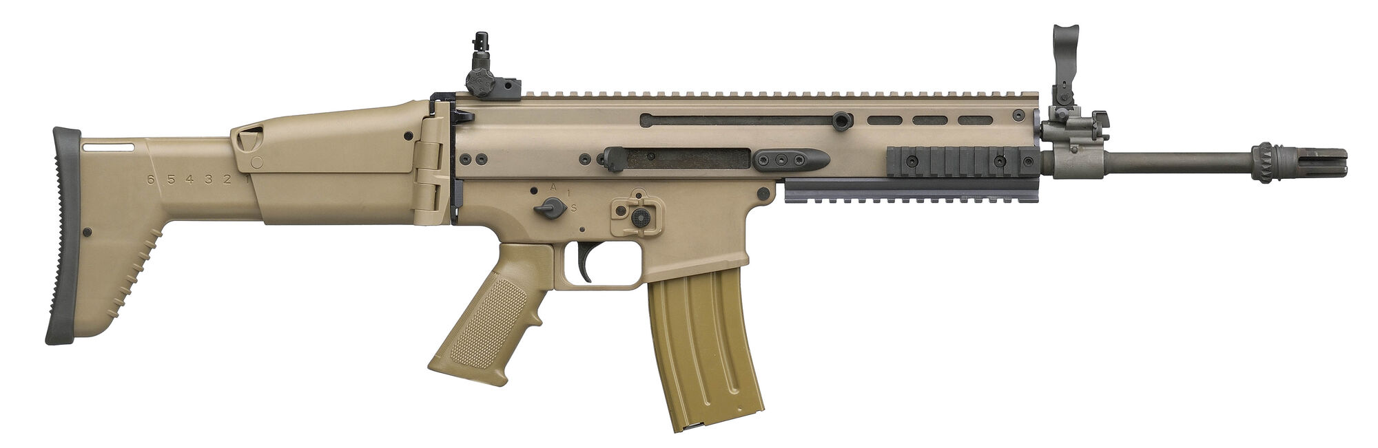 FN SCAR 17S Rifle