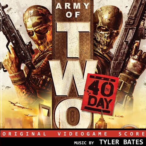 Archivo:Army of Two The 40th Day Soundtrack.jpg