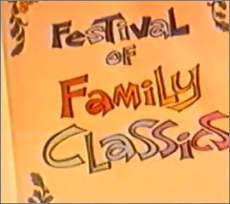 Festival de clasicos animados-1972