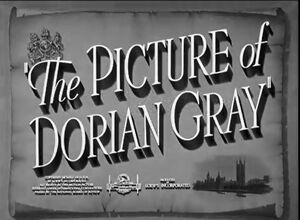 El retrato de Dorian Gray - 1945 - 1f