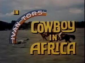 Un cowboy en África-serie de TV-1a3
