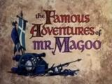 Las famosas aventuras de Mr. Magoo