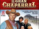 Anexo: El Gran Chaparral - 2ª temp.